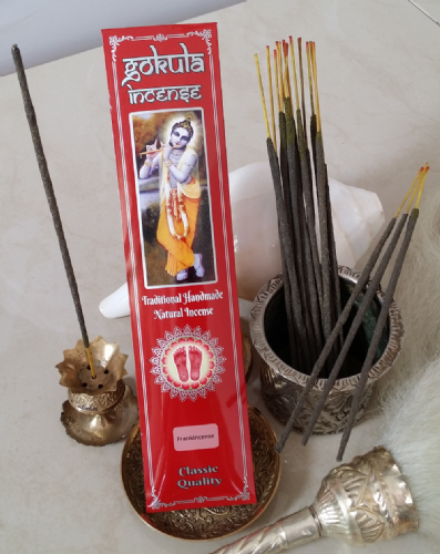 Frankincense Incense Sticks - 20 grams